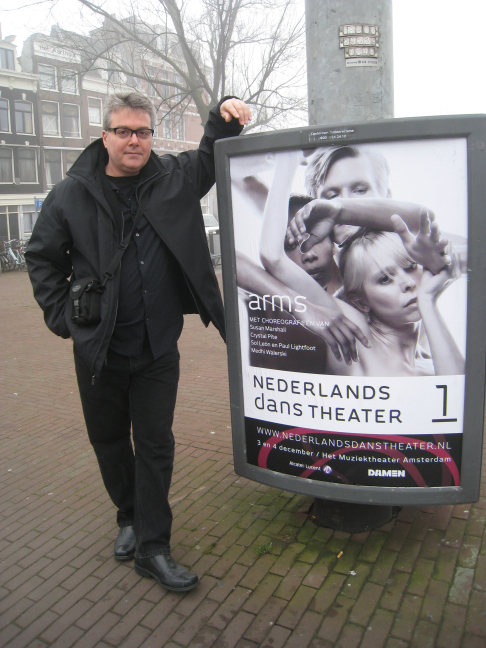 Dreaming: The Members of the Nederlands Dans Theater Society Meet Each Other Twice a Year at Society Events