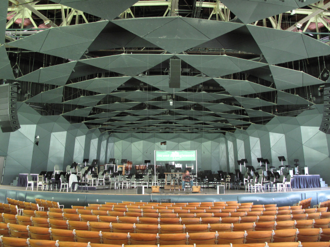 The Koussevitzky Music Shed @ Tanglewood #1