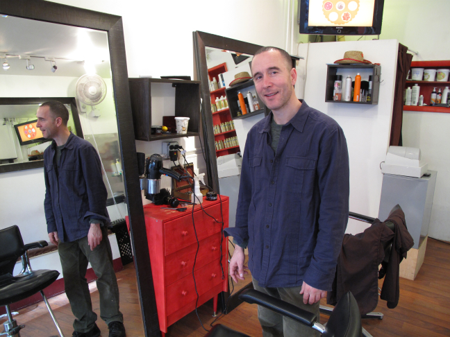 Talking About The Reality of Contemporary Relationships With The East Village's 'Confessor': Mourad of Today's Cut Salon