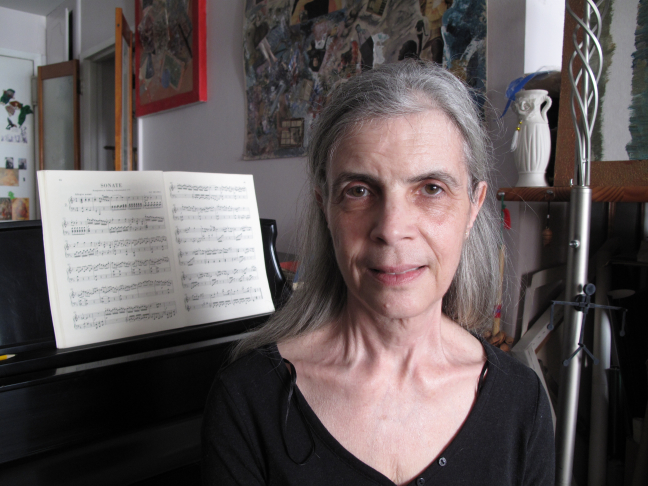 A Morning of Conversation with Composer/Dancer Noa Guy About the Ethos of Contemplative Art