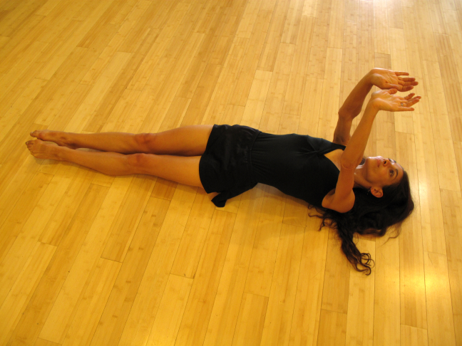 Andrea Elam - Director of Synapses Dance Ensemble @ Energy Movement Center - 'B'