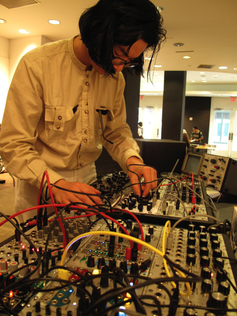 CONTROL - Dealer of Sophisticated Electronic Instruments Including, But Not Limited To: Eurorack Modular, Contemporary Analog/Digital, and Select Vintage
