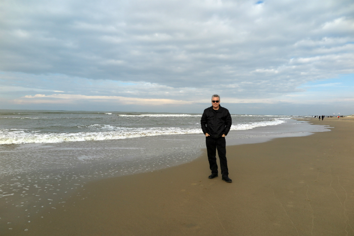 Nicholas Croft @ The North Sea.