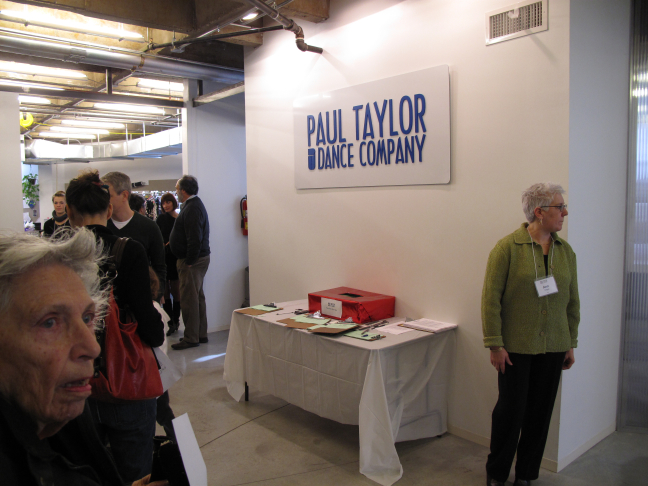 Paul Taylor Dance Company Open House